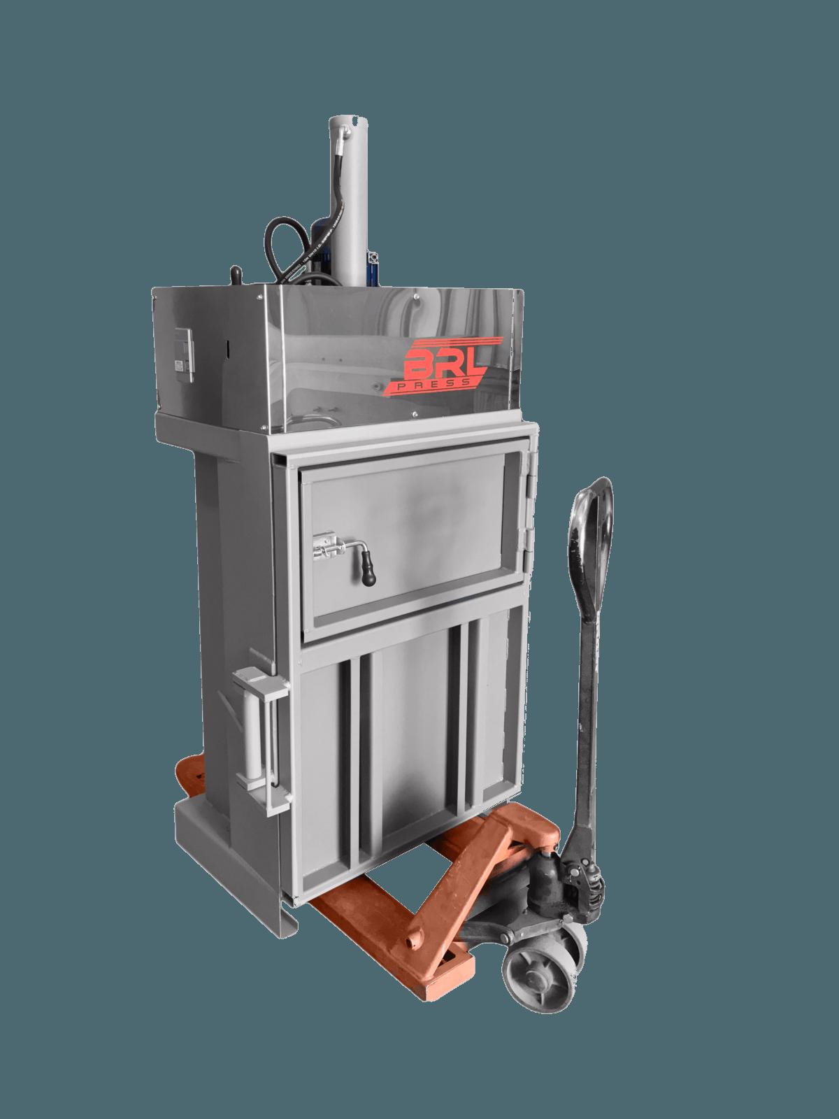 Пресс вертикальный BRL-1500LP